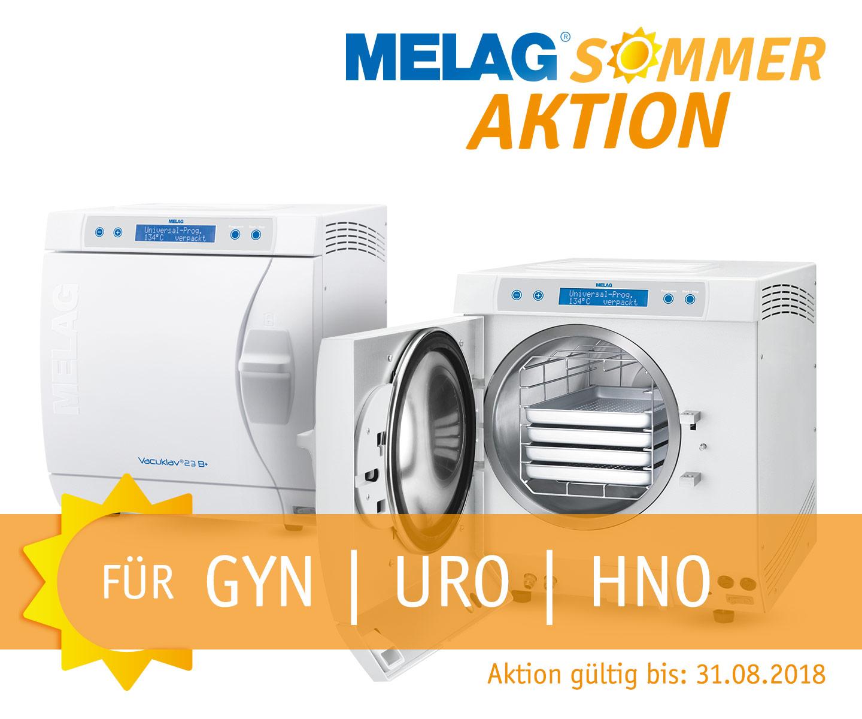 Melag Sommer-Aktion