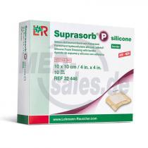 Suprasorb® P silicone mit Haftrand