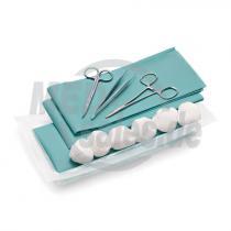 Foliodrape® Combi Set Chirurgisches Wundversorgungs-Set II
