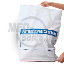 Tragetaschen für Patienteneigentum