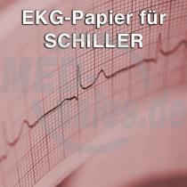 EKG-Papier für Schiller Cardiovit AT 1