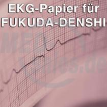 EKG-Papier für Fukuda-Denshi FCP 2201, FCP 15 und OP 119 TE