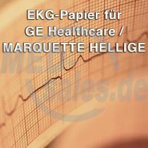 EKG-Papier für GE Healthcare Mac 500 / MicroSmart