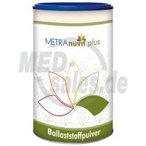 METRAnuvit plus Ballaststoffpulver