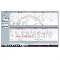 Fetal Care 3 (FC3) Software für CTG-Analyse am PC