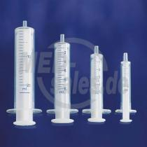 Standard Einmal-Spritzen mit Luer-Ansatz 2 ml