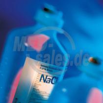B.BRAUN Isotone Kochsalzlösung 0,9 % Glas, 10 x 500 ml