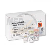 Roche CARDIAC Control D-Dimer Kontrolllösung Control D-Dimer, 2 x 1 ml