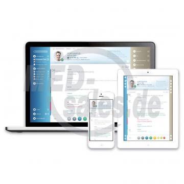 T2med Praxis-EDV Software