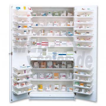 LOCKWEILER Medikamentenschrank mit Türbestückung