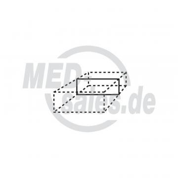 Querteile für Rollcontainer modul space Systemmöbel