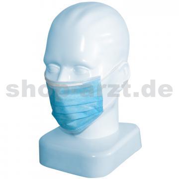 Einmal OP-Maske, Packung mit 50 Stück Masken