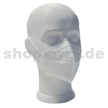 Atemschutzmaske der Schutzstufe FFP2 ohne Ausatemventil 25 Stück pro Pack