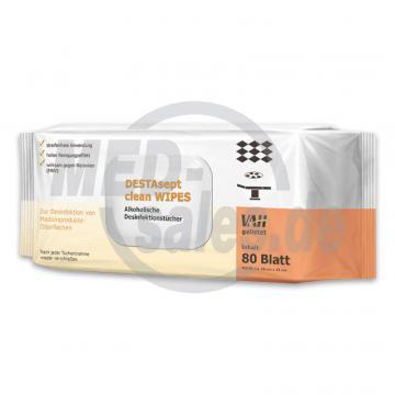 DESTAsept® clean WIPES Desinfektionstücher