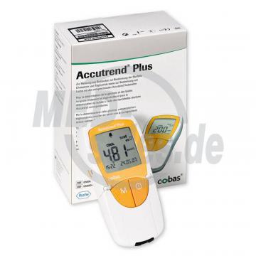 Accutrend® Plus Blutmessgerät