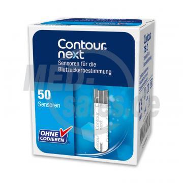 Contour® NEXT Sensoren für die Blutzuckermessung