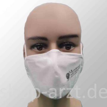 Atemschutzmaske der Schutzstufe FFP2 ohne Ausatemventil