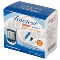 Finetest Auto-coding® Premium Blutzucker-Teststreifen