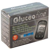 Gluceofine® Blutzucker-Teststreifen