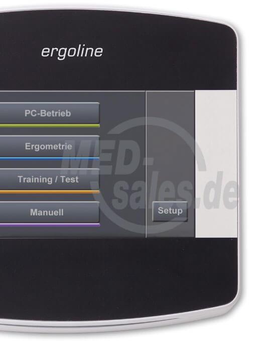 Ergoline Cockpit-Varianten